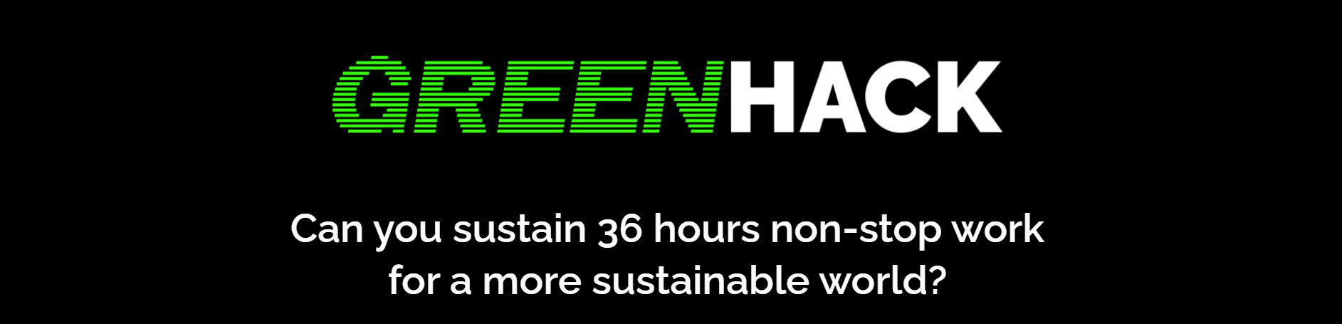 Green Hack 2021